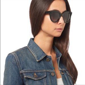 Valentino Rockstud Cateye Sunglasses
